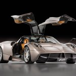 Pagani Huayra powered by AMG twin turbo engine