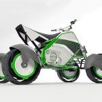 The Quad Electric Bike by Facundo Elias - image 3 600x450px