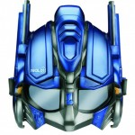 get ready for Transformer 3 with the Transformer 3D masks