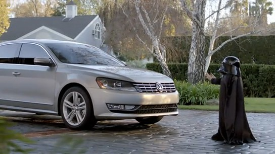 Volkswagen Commercial Spot #1 screenshot 544x306px