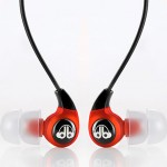 dB Logic SPL2 in-ear headphones protects your hearing