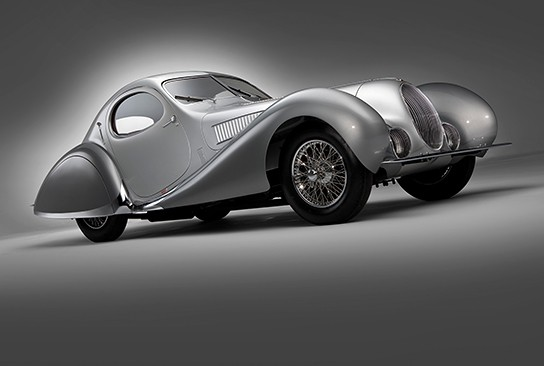 1938 Talbot Lago T150C-SS Teardrop Coupe 544x366px