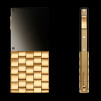 Aesir +YvesBehar Phone - 18k Gold version 800x698px