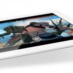 Apple iPad 2 - white model 800x388px