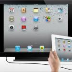 Apple iPad 2 - mirror video to HDTV 800x500px
