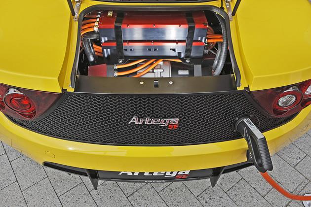 Artega SE (Sports Electric) 900x600px