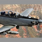 Beechcraft AT-6 Surveillance and Light Attack Aircraft 800x628px