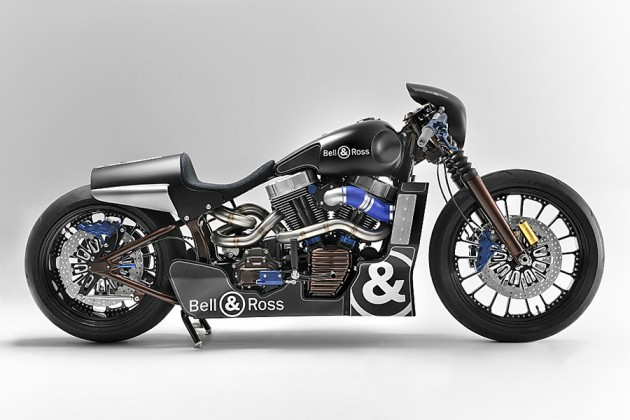 Bell and Ross Harley-Davidson FXSTB Softail Nightrain 900x600px