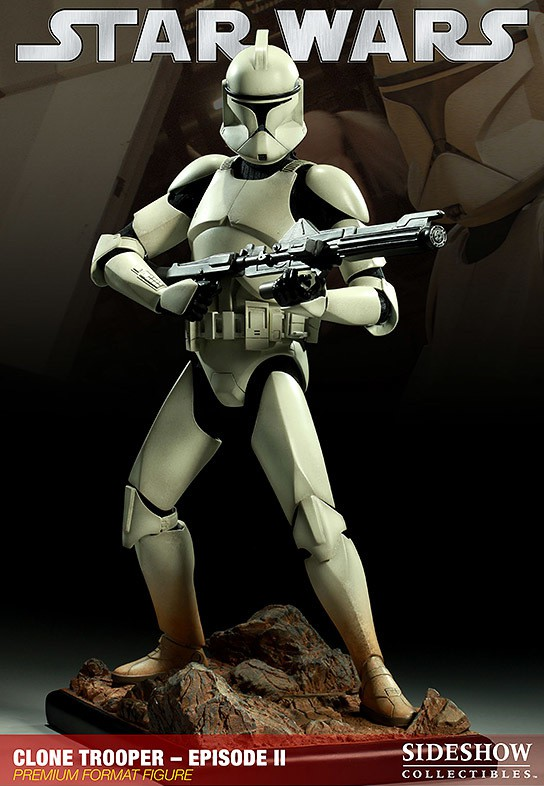 Sideshow Exclusive Clone Stormtrooper 544x786px