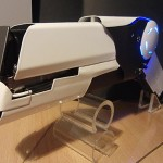 incredible homemade pulse laser gun that actually works!