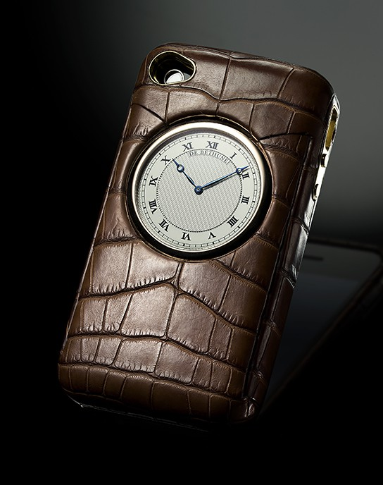 DeBethune DB-M pocket watch case for iPhone 544x688px