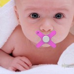 Dr. Shuuuuuut pacifier makes giving medicine to baby easier