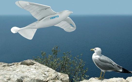 FESTO Smart Bird 544x338px