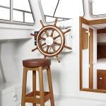 Firmship FS 42 - helmsman custom made chair 600x900px