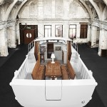 Firmship FS 42 - deck furniture in teak 600x900px