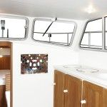 Firmship FS 42 - cabin and bath 900x600px