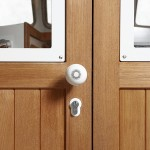Firmship FS 42 - engraved steel doorknobs with nautical detailing all round 900x600px