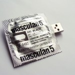 will this condom USB Flash Drive keeps your data safe?