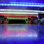 Flexdex Clear29 LT LED Skateboard - under the boards 588x788px