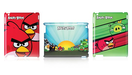 Gear4 Angry Birds iPad 2 cases 544x311px