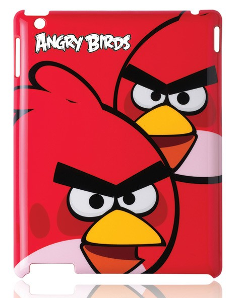 Gear4 Angry Birds iPad 2 cases - Red Birds 480x592px