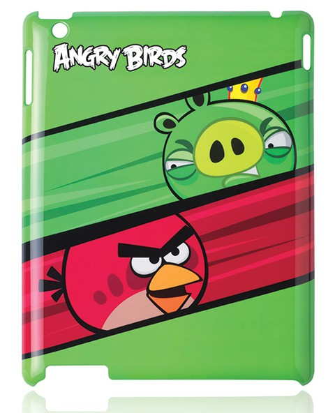 Gear4 Angry Birds iPad 2 cases - Pig King vs. Red Bird 480x592px