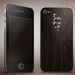 Gresso custom limited edition iPhone 4 for charming ladies
