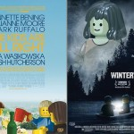 LEGO Oscar Best Picture Nominees Movie Posters - The Kids Are All Right & Winter's Bone 700x480px