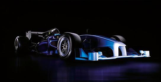 Lotus Exos T 125 Formula One-inspired car 544x278px