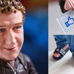 Mark Zuckerberg immortalized with unofficial action figure