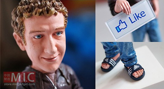 MIC Gadget unofficial Mark Zuckerberg Action Figure 544px