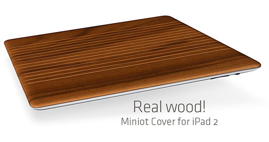 MINIOT Cover for iPad 2 544x288px