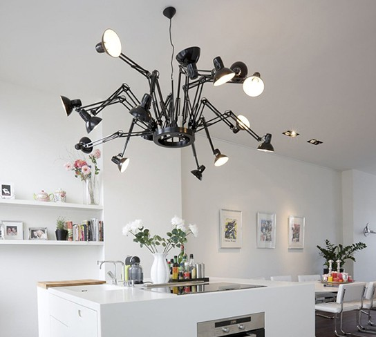 dear ingo ron gilad 39 s contemporary take of a chandelier. Black Bedroom Furniture Sets. Home Design Ideas