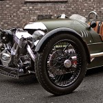 Morgan Motor's modern take on its classic 3-Wheeler