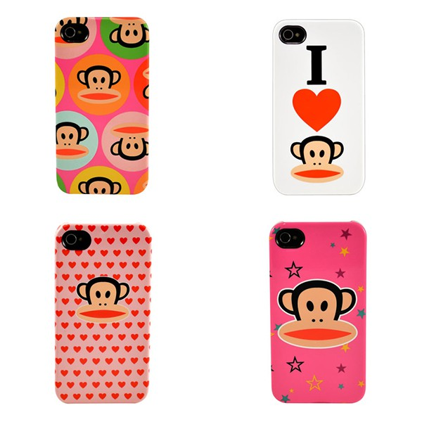 Paul Frank iPhone 4 cases image1 600x600px