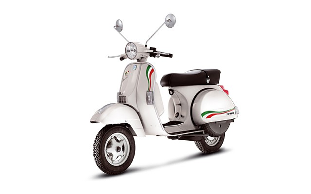 piaggio vespa px 150 unification of italy anniversary. Black Bedroom Furniture Sets. Home Design Ideas