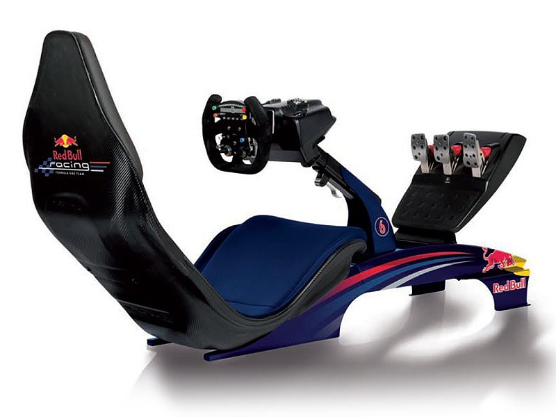 Enhance Your Racing Game Experience With F1 Red Bull Seat