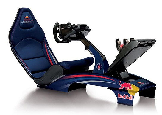 Playseat F1 Red Bull Gaming Chair 544x388px