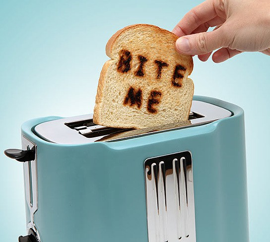 Pop Art Toaster 544x488px