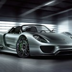 Porsche starts pre-order for the 918 Spyder Hybrid
