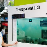 Samsung shows off new solar-powered transparent LCD