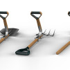 Shovel Master can be attached to gardening fork as well 600x340px