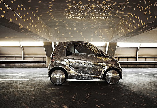 the Discoball Smart Electric Vehicle 544x374px