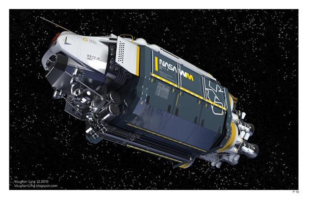 Space Debris Collector image3 800x518px
