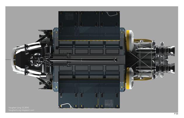 Space Debris Collector image5 800x518px