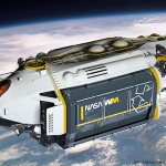 Space Debris Collector is the zero-gravity garbage collector
