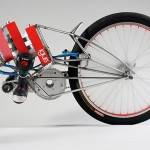 The EX Electric Trike - rear section 640x428px