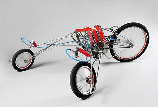 The EX Electric Trike 544x368px