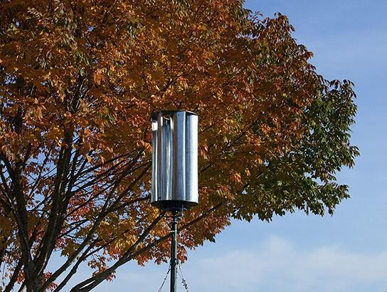 The Zoetrope Wind Turbine 544x410px