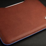Premium Leather Sleeve for iPad 2 for leather goods lovers
